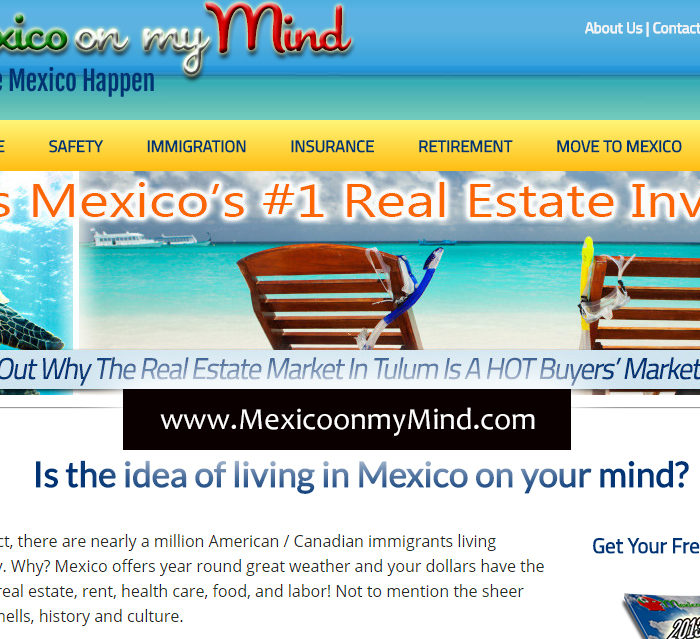 MexicoOnMyMind.com